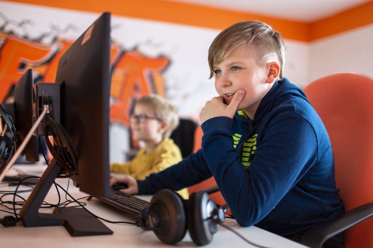 Юный веб-дизайнер